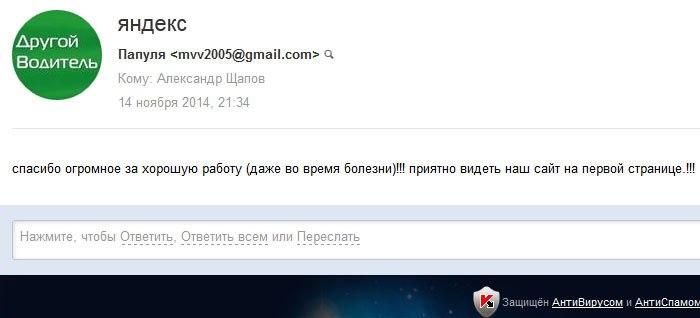 оптимизация сайта с кириллическим доменом